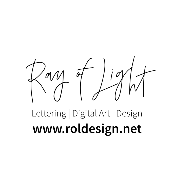 Ray of Light Design | New Site
